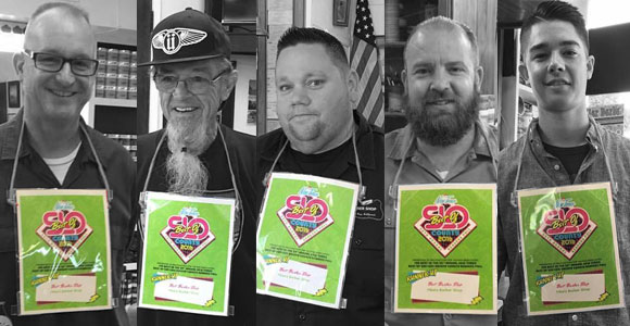 Mike's Barber Shop is runner-up for Best of SLO County
